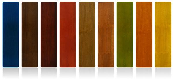 Lasure écologique pour bois